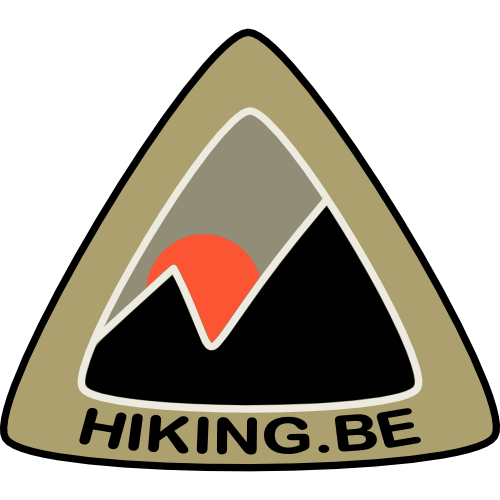Hiking.be